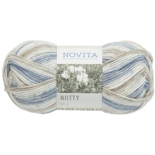 NOVITA NIITTY LAMPI 50G (814)