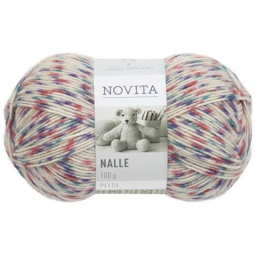 NOVITA NALLE PELTO OHDAKE 100G (839)