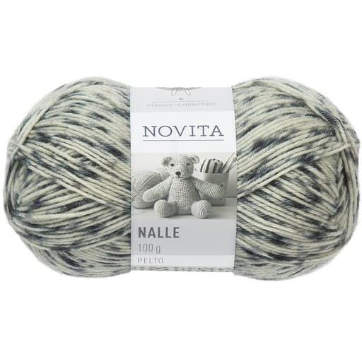 NOVITA NALLE PELTO SORA 100G (882)