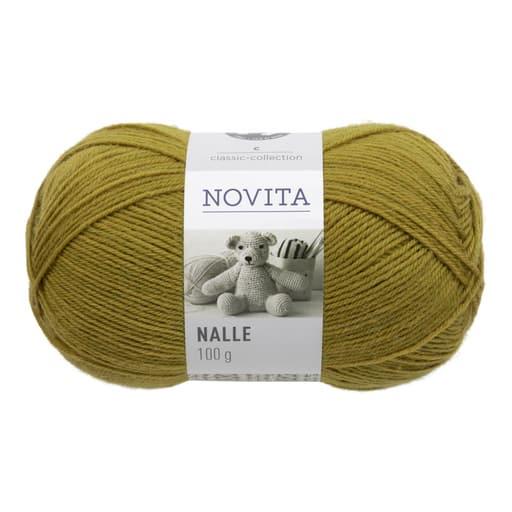 NOVITA NALLE HEINÄ 100G (334)