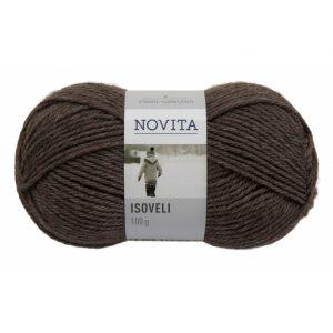 NOVITA ISOVELI KARHU 100G (065)