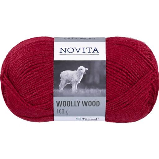 NOVITA WOOLLY WOOD 100G KARPALO (587)