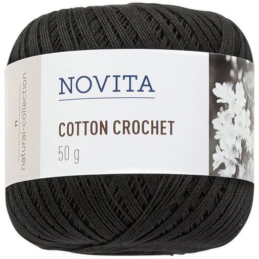 NOVITA COTTON CROCHET NOKI 50G (099)