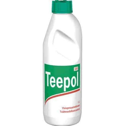 TEEPOL YLEISPESUAINETIIVISTE 1L