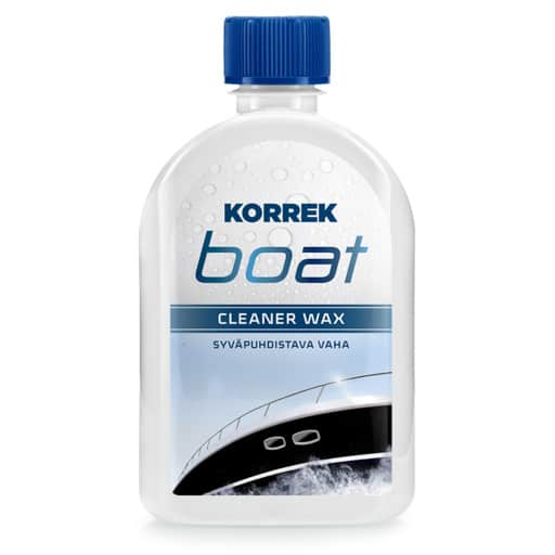 KORREK BOAT CLEANER WAX 350ML