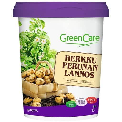 GREENCARE HERKKUPERUNAN LANNOS 550G