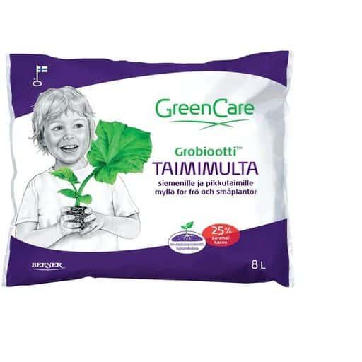 GREENCARE GROBIOOT TAIMIMULTA 8L
