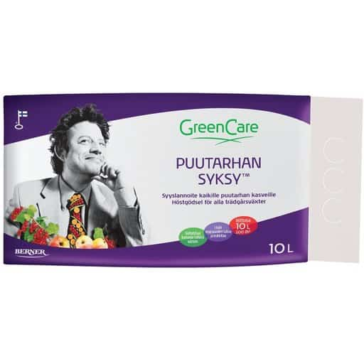 GREENCARE PUUTARHAN SYKSY 10L
