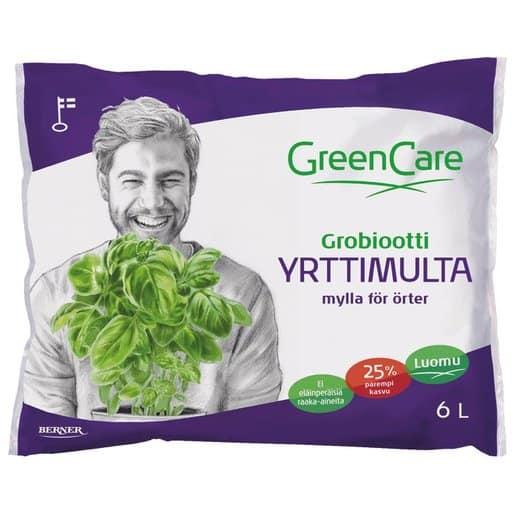 GREENCARE GROBIOOTTI YRTTIMULTA 6L