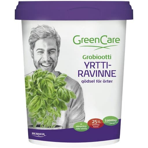GREENCARE GROBIOOTTI YRTTIRAVINNE 0