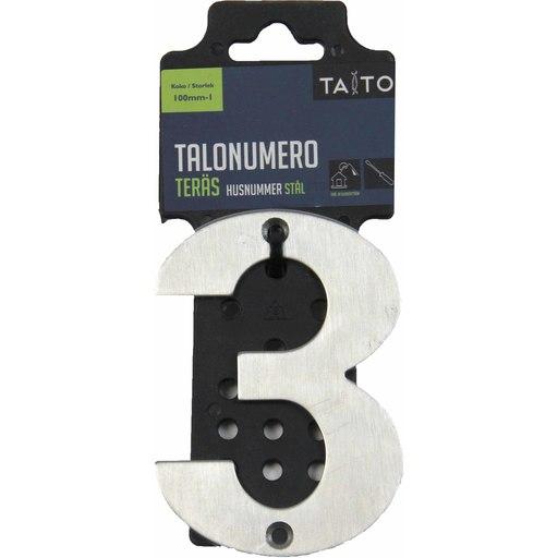 TAITO TALONNUMERO 3 100MM