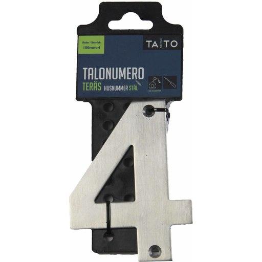 TAITO TALONNUMERO 4 100MM