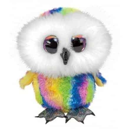 LUMO STARS OWL STRIPE CLASSIC 15CM