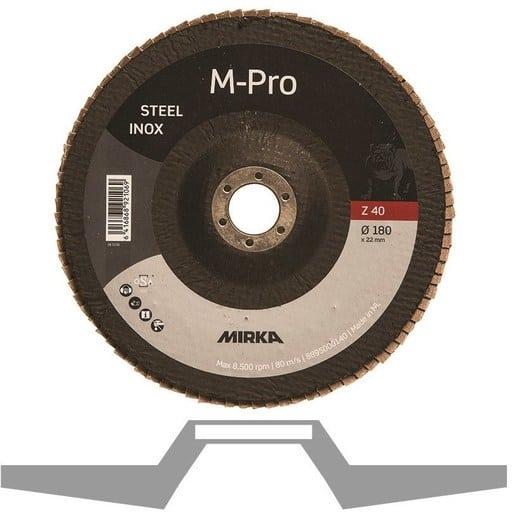 MIRKA LAMELLIHIONTALAIKKA M-PRO 178x22MM Z40
