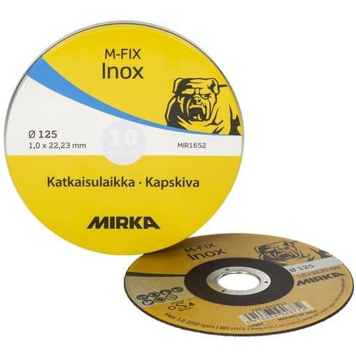 KATKAISULAIKKA M-FIX INOX 125x1