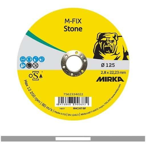 MIRKA KATKAISULAIKKA M-FIX STONE 2