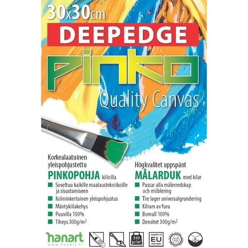 PINKO MAALAUSPOHJA DEEPEDGE 30x30CM