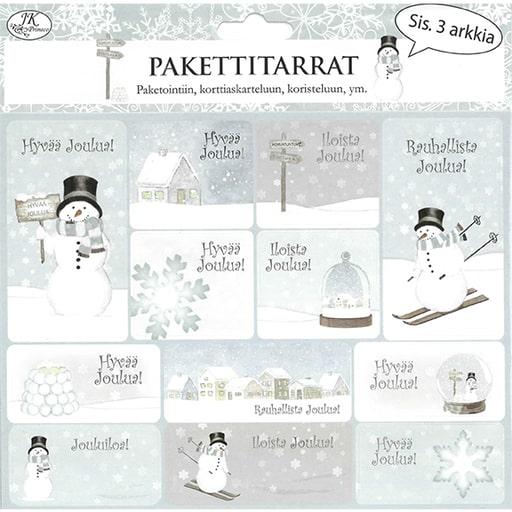 PAKETTITARRA LUMIUKKO 3ARKKIA/PKT