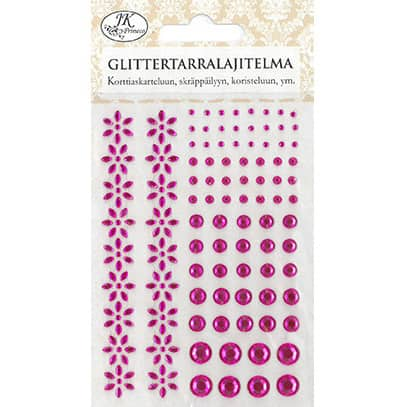GLITTERTARRA KUKAT/HELMET PINKKI