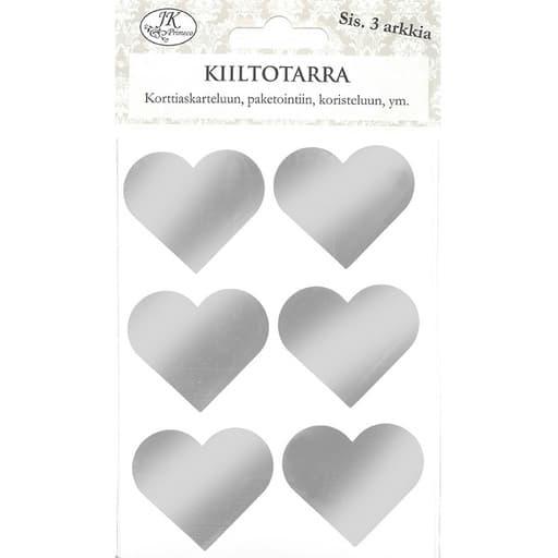 KIILTOTARRA SYDÄN HOPEA