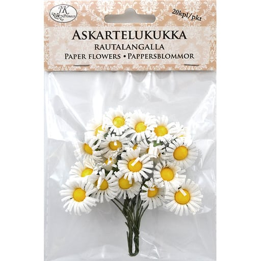 ASKARTELUKUKKA PÄIVÄNKAKKARA 20KPL