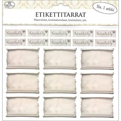 ETIKETTITARRA NOSTALGIA