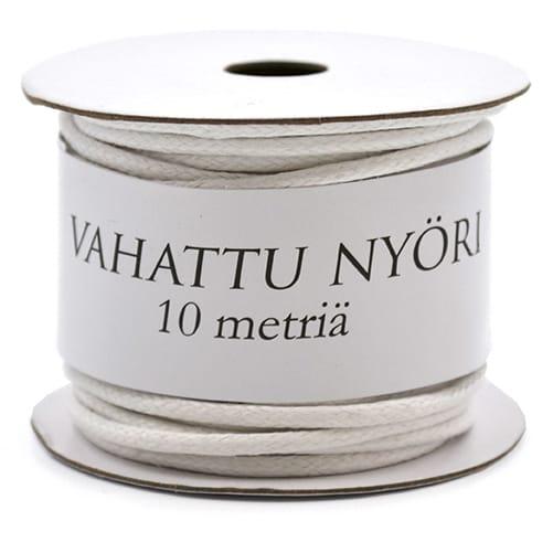 VAHATTU NYÖRI VALKOINEN 2MM 10M