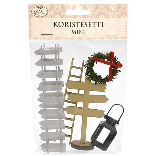 KORISTESETTI MINI 5KPL/PKT