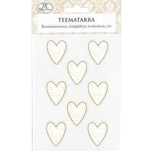 TEEMATARRA SYDÄN KULTA