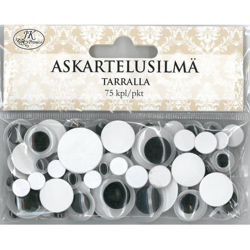 ASKARTELUSILMÄLAJITELMA 75KPL
