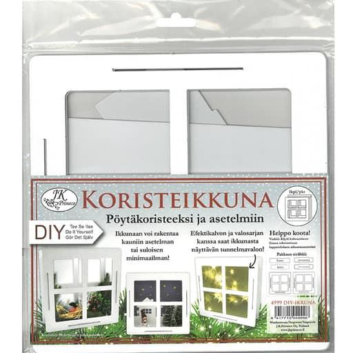 DIY-IKKUNA