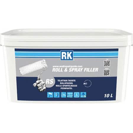 RK ROLL&SPRAY FILLER 10L