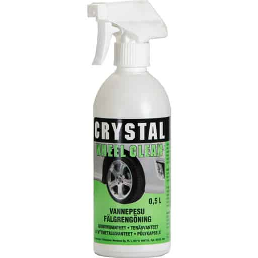 CRYSTAL VANNEPESU WHEEL CLEAN 0