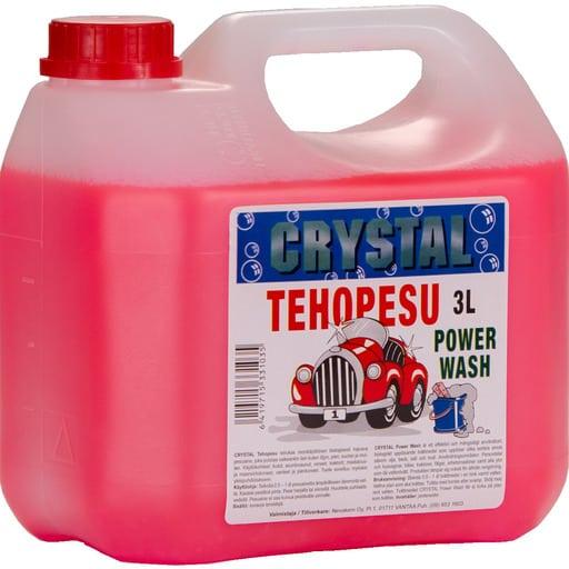 CRYSTAL TEHOPESU 3L
