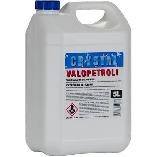 CRYSTAL VALOPETROOLI 5L