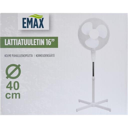 """EMAX LATTIATUULETIN 16"""""""