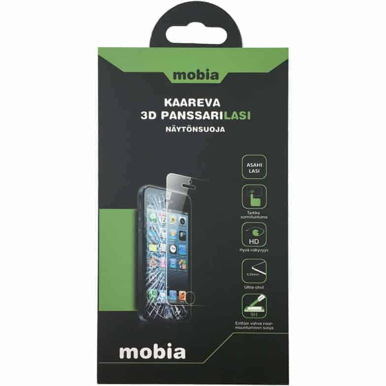 MOBIA KAAREVA TURVALASI SAMSUNG GALAXY S8