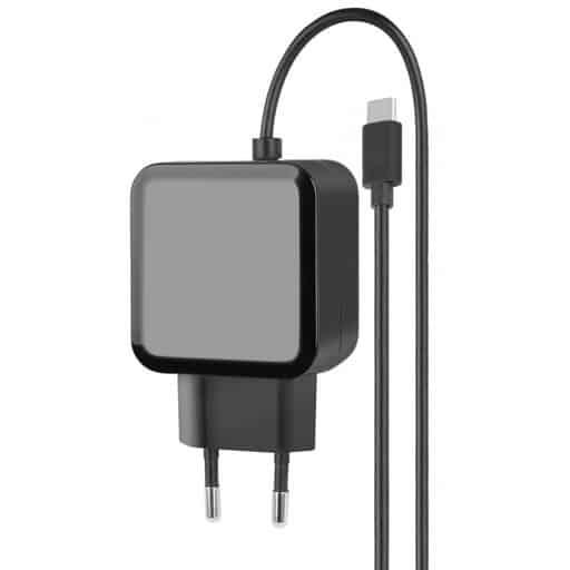 MOBIA VERKKOVIRTALATURI USB-C 2.4A