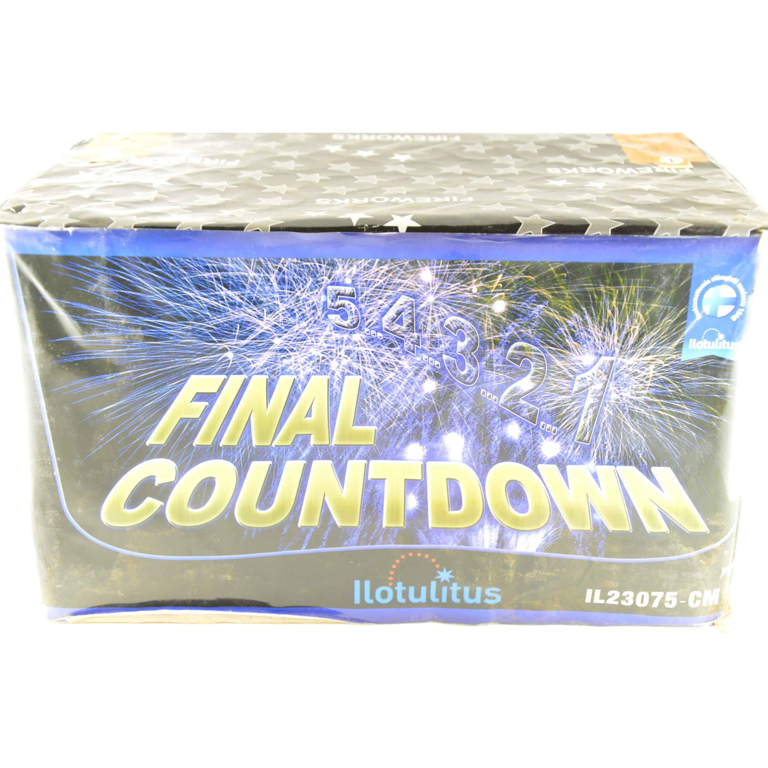 FINAL COUNTDOWN PATA