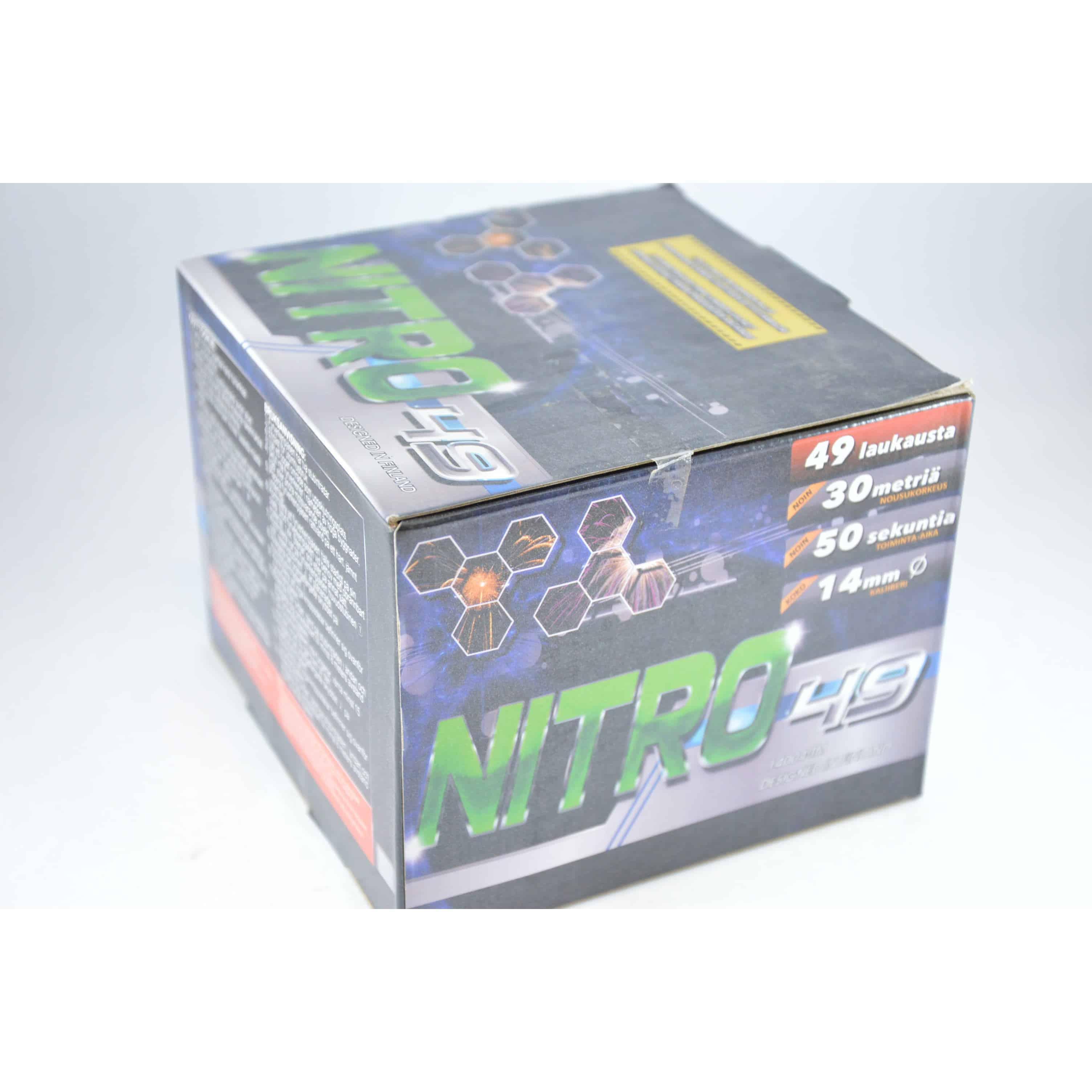 NITRO 49'S PATA