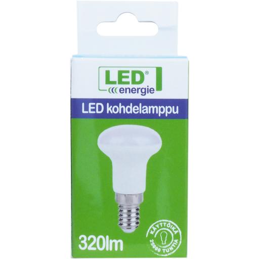 LED ENERGIE KOHDELAMPPU 4W E14 320LM 3000K