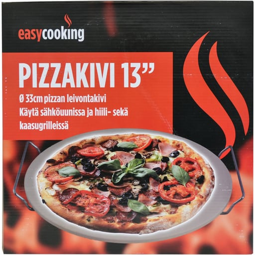 EASY COOKING PIZZAKIVI 33CM