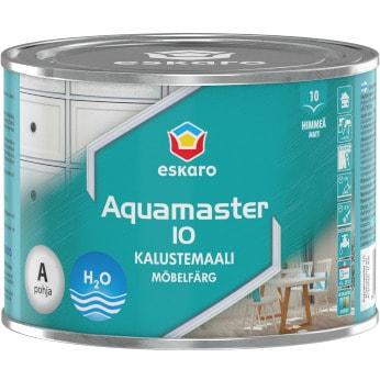 ESKARO AQUAMASTER 10 VALKOINEN KALUSTEMAALI 0