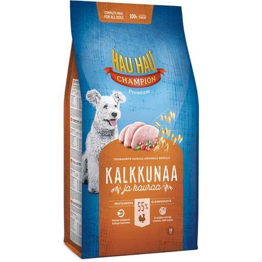 HHC KALKKUNA-KAURA TÄYSRAVINTO 10KG