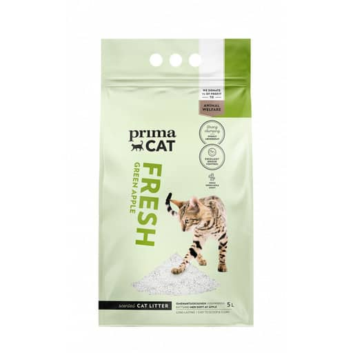 PRIMACAT FRESH APPLE KISSANHIEKKA 5L