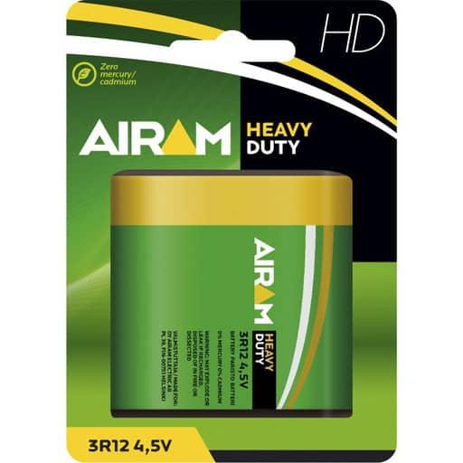 AIRAM 4.5V HEAVY DUTY PARISTO