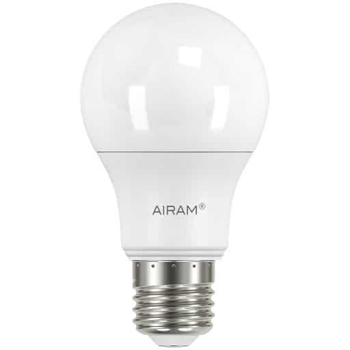 AIRAM LED 40 VAKIO E27 3000K 6-PACK
