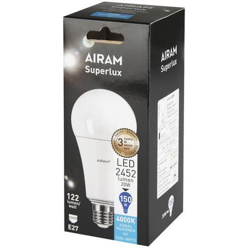 AIRAM LED SUPERLUX 150 VAKIO 4000K