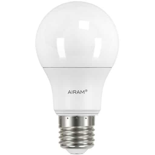AIRAM LED 60 VAKIO E27 4000K  Säästötalo Latvala