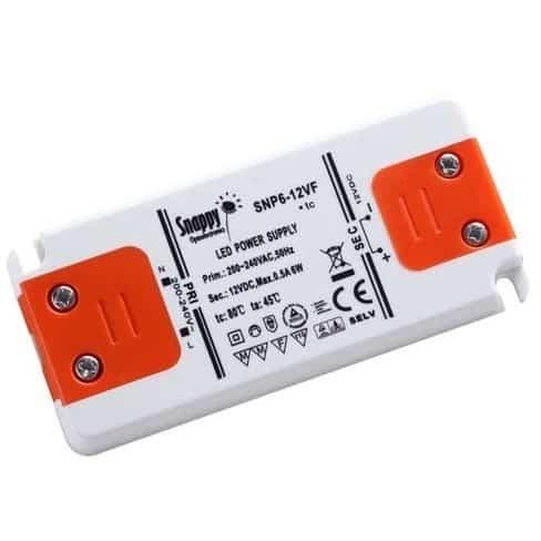 EG LED-OHJAIN 12V 0-6W IP20